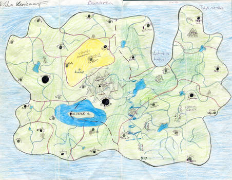 Old old map
