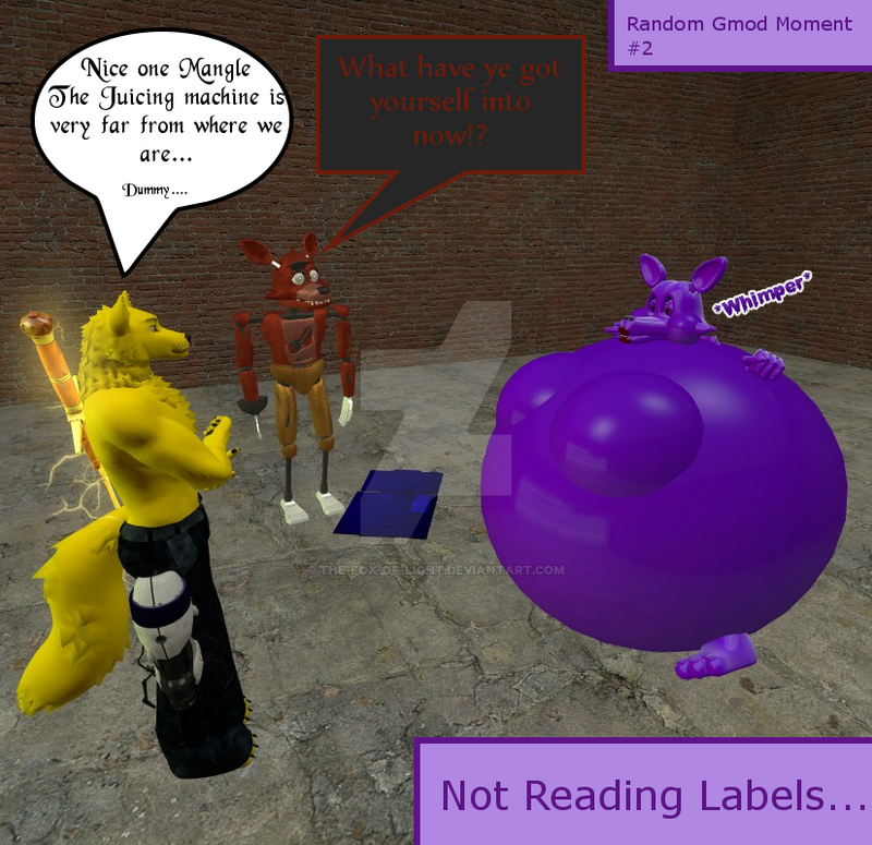 Not Reading Labels.. By The-Fox-Of-Light