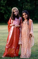 Kurdish Girls, 2004 by pwrpufgirlz