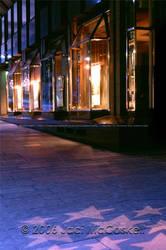 Glasgow at Night, 2004 by pwrpufgirlz