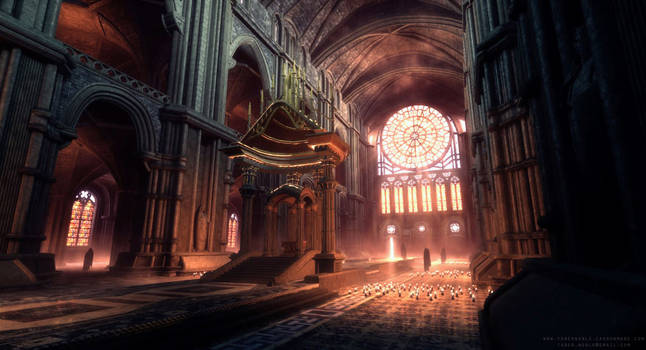 UDK - The Cathedral