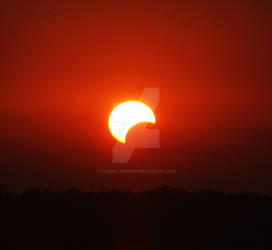 Solar Eclipse Pt. 7 by Phoenix-Marsha