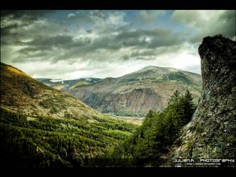 The Rock by Zazaka