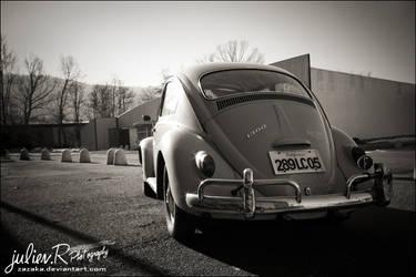 Volkswagen .cox by Zazaka
