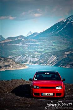 VW Golf Mk4.
