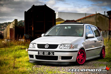Vw Polo by Zazaka