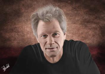 Jon Bon Jovi 2015. by hwoary