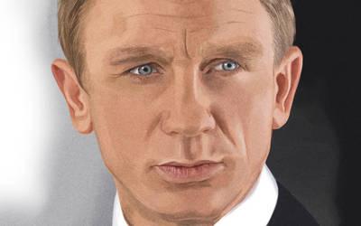 007: Daniel Craig