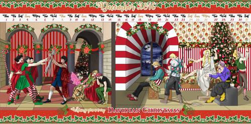 Christmas Calendar 2016