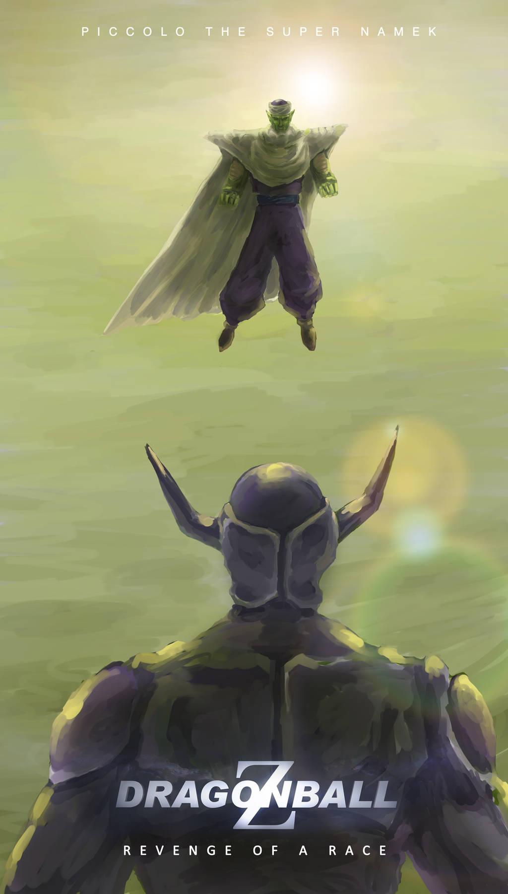 Piccolo The Super Namek by MasterOfElements