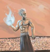 Master Roshi by MasterOfElements