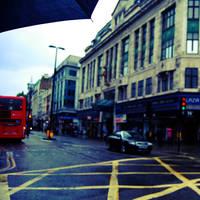London Skies by venetas