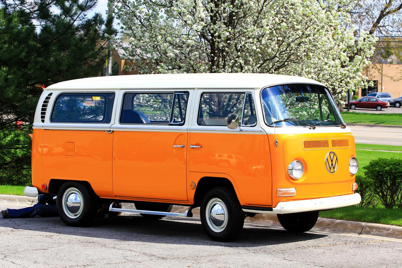 VW bus by Nate0raid on DeviantArt