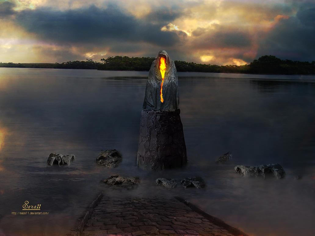 Lava Tears by saza11