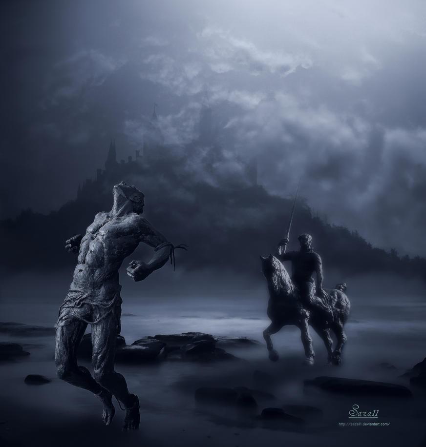 Dark history by saza11