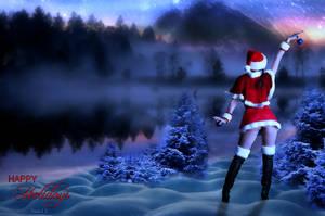 Happy Holidays by saza11