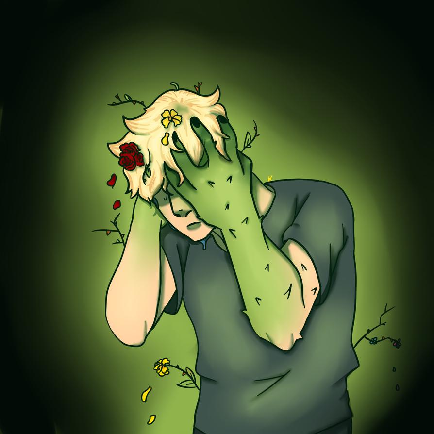 Sad Corey by KichiLikeYuri