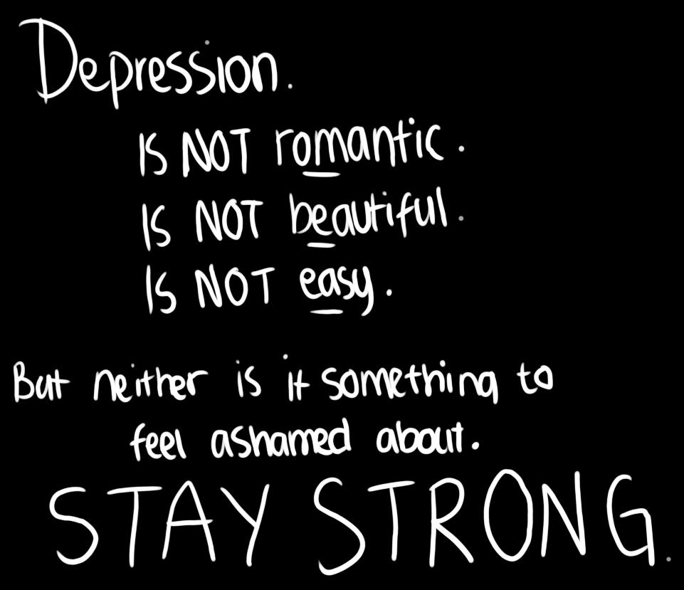 Depression... by Lluma