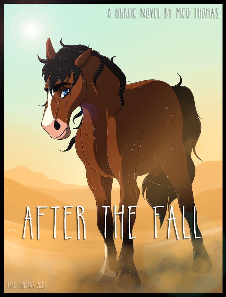 After the Fall: Cover 3.0 (Final) by Lluma