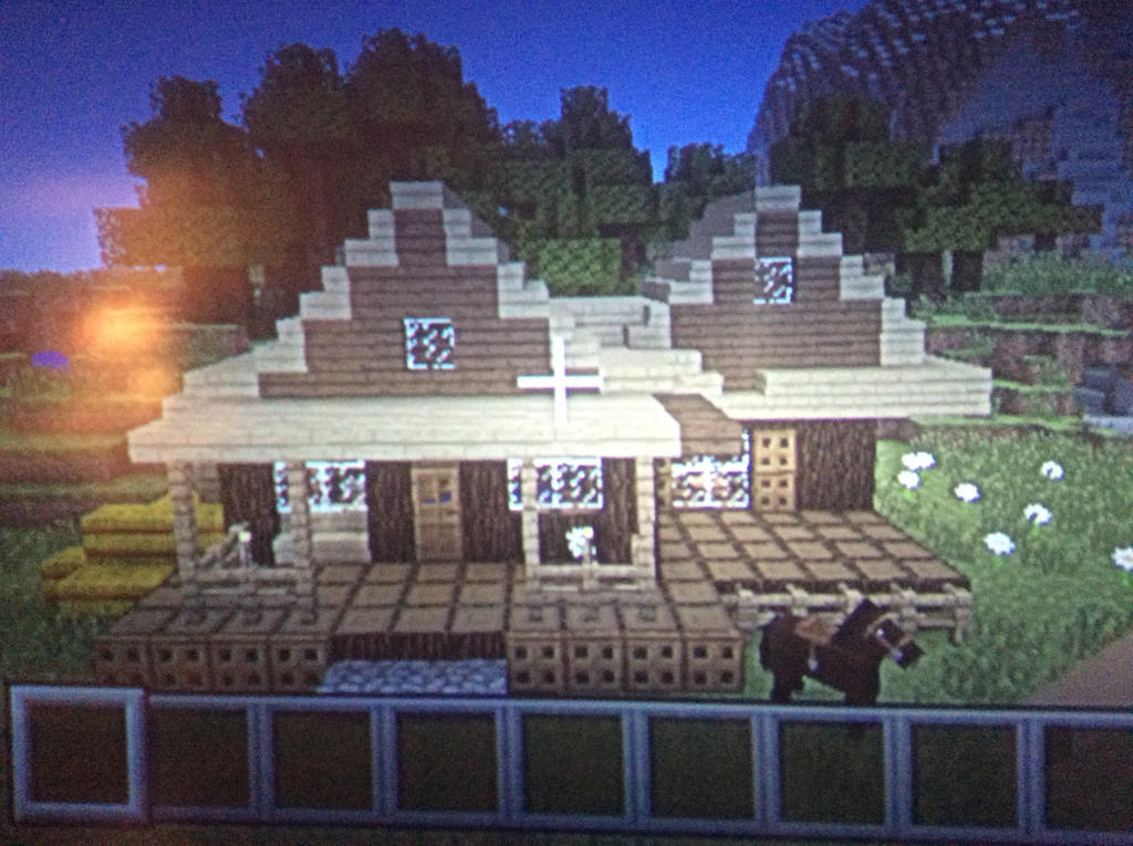 Lukas S House In Minecraft By Lukesseshipper12 On Deviantart
