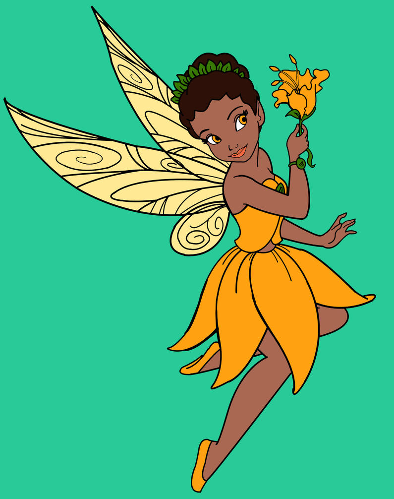 Iridessa Fairy Coloring Pages  Coloring Pages for Familly