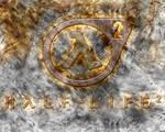 Half-Life 2 Grunge Wallpaper 1