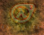Half-Life 2 Grunge Wallpaper 2