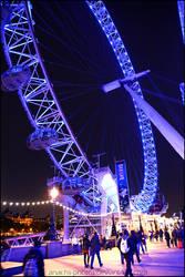 London Eye no.2 by anachs-photos