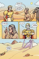Myth Comic - Page 6 by mastermatt111