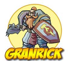 Granrick by mastermatt111
