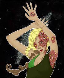 Eye Plague by QuintanaSkills