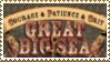 Great Big Sea Stamp by ladyphenyx
