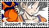Support Mpreg-Goku by XxChiChixX