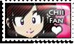 MJ Stamp - Chii Fan