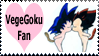 Vegeta x Goku stamp by XxChiChixX