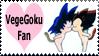 Vegeta x Goku stamp by XxChiChixX