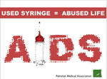 AIDS poster by undeziner