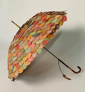 Tea Bag Parasol