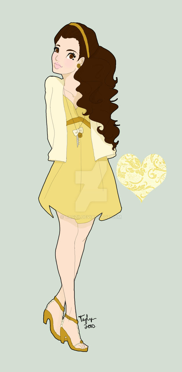 21st century princess belle by tagzii on deviantart