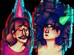birthdays by spinachtoffeee