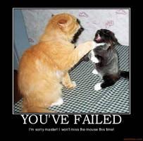 You've Failed by mantis484848