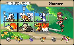 Pokemon Training Card by mantis484848