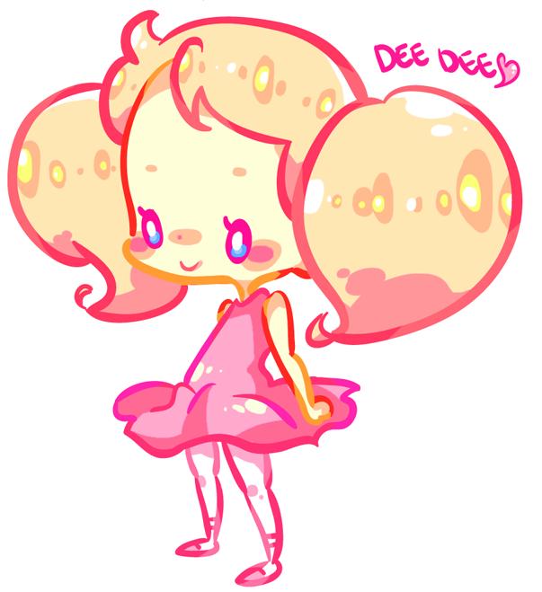 Dee Dee by Cindysuke