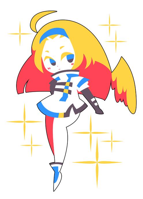 winger by Cindysuke