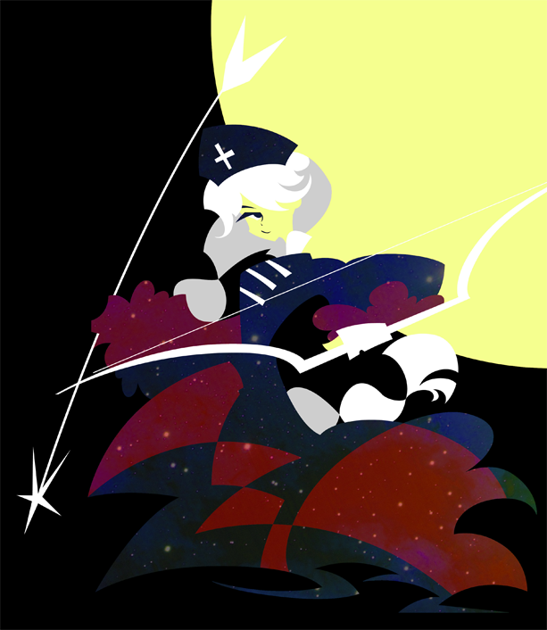 lunar brain by Cindysuke