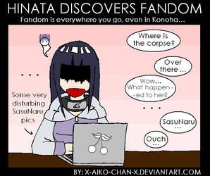 Hinata discovers fandom. by x-Aiko-chan-x