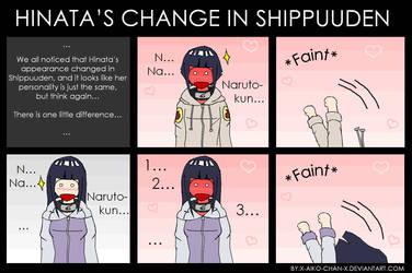 Hinata's change... by x-Aiko-chan-x