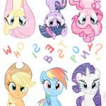 Dinky's: Who's Best Pony?