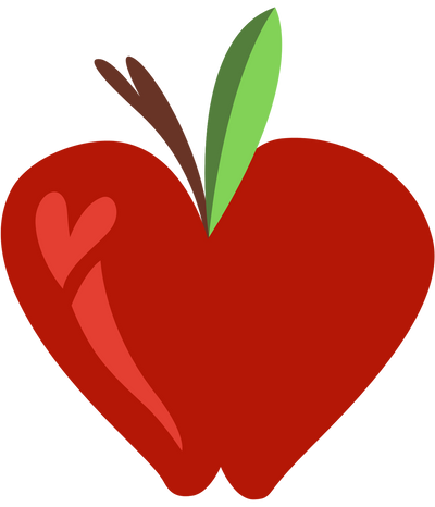 Image result for apple heart