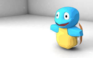 Pokemon Squirtle by Elbartoab